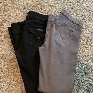 Hudson Jeans Skinnies Lot